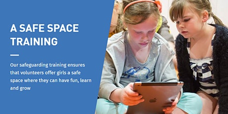 FULLY BOOKED A Safe Space Level 3 - Virtual Training  - 04/11/2020