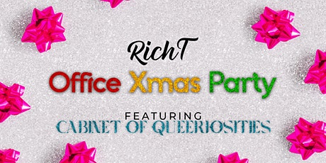 Rich T's Office Xmas Party tickets
