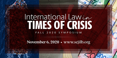 International Law in Times of Crisis tickets