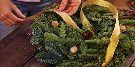 Festive Wreath Making tickets