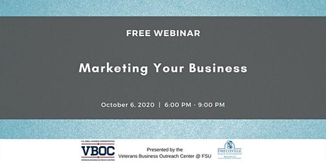 Marketing Your Business Webinar tickets