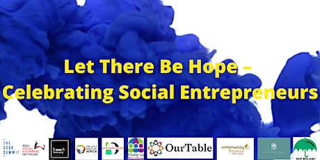 Let There Be Hope – Celebrating Social Entrepreneurs tickets