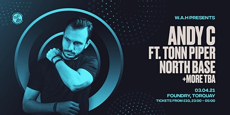 Andy C at The Foundry Torquay tickets