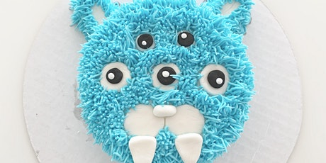 Parent & Me: Design Your Own Cake Monster! tickets