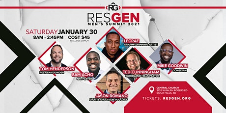 RESGEN Men's Summit 2021 tickets