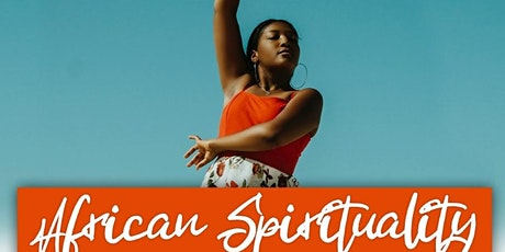 African Spirituality for Daily Living tickets