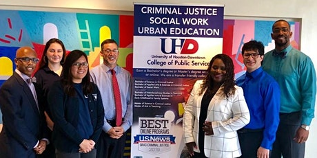 Earn Your Degree - Teacher Edu, Criminal Justice, Social Work - UH Downtown tickets