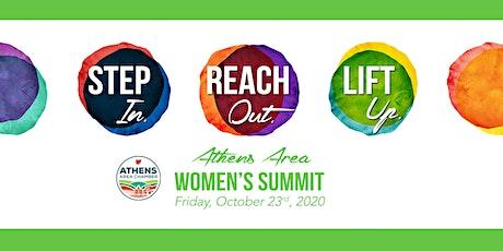 Athens Area Women's Summit tickets