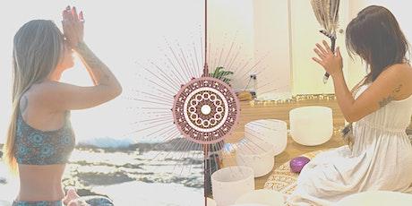 Yin Yoga & Sound Healing Workshop tickets