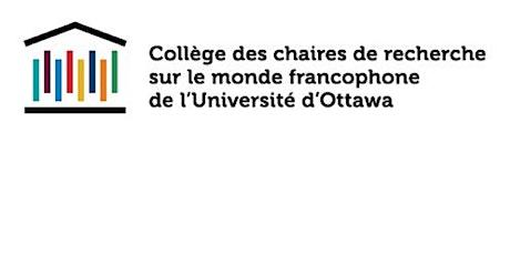 COVID-19 et modernisation de la Loi sur les langues officielles billets