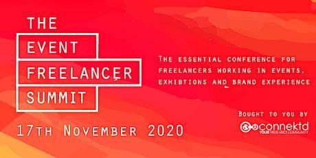 The Event Freelancer Summit tickets