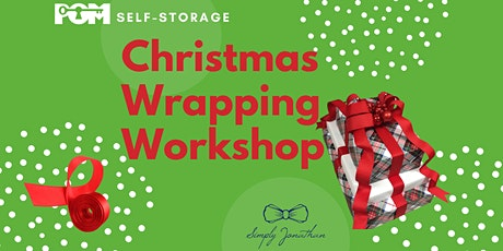 Christmas Wrapping Workshop tickets