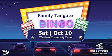 Offutt Family Tailgate Bingo tickets