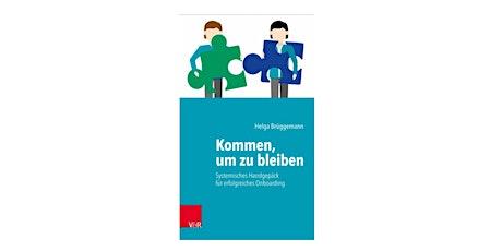 """BPW Düsseldorf """"Kommen, um zu bleiben - Onboarding"""" mit Helga Brüggemann Tickets"""