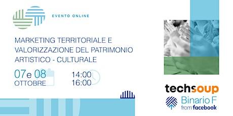 Marketing territoriale e valorizzazione del patrimonio artistico-culturale biglietti