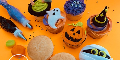 Parent & Me: Halloween Cupcakes! tickets