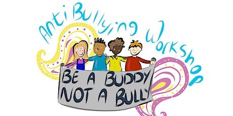 Tannahill Anti-Bullying workshops tickets