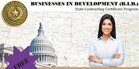 2020 Virtual Business In Development Academy tickets