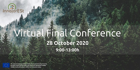 InnoForESt Final Conference tickets
