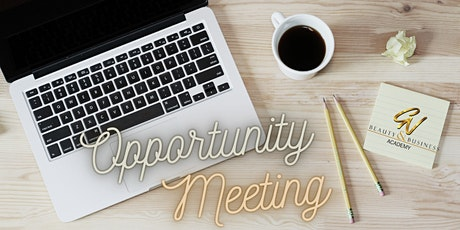 Opportunity Meeting tickets