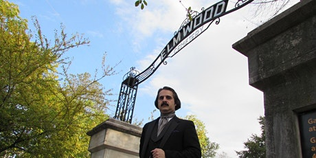 A Virtual Visit with Edgar Allan Poe tickets
