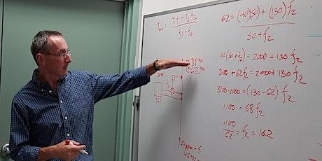Advanced Hydronic Applications Course - John Siegenthaler tickets
