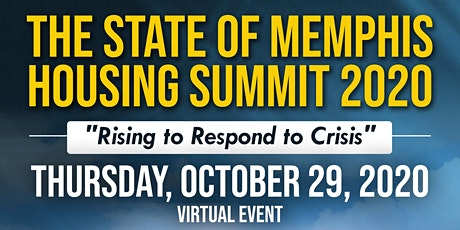 The State of Memphis Housing Summit 2020 tickets