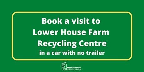 Lower House Farm - Wednesday  30th September tickets