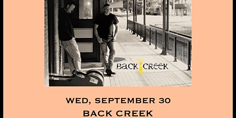 Back Creek - Tailgate Takeout Series tickets