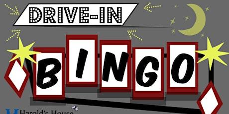 Drive-In BINGO tickets