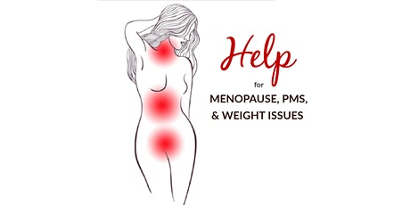 PMS, Menopause, & Hormonal Weight Gain - Live Webinar tickets