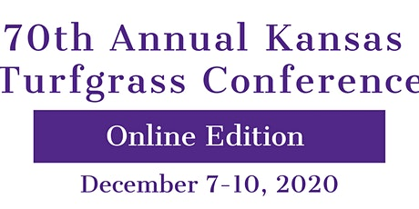 2020 Online Kansas Turfgrass Conference  in conjunction with KNLA tickets