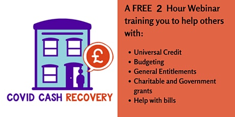 COVID Cash Recovery Together Middlesbrough tickets