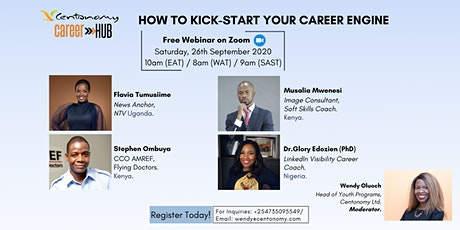 How to Kick-Start Your Career Engine tickets