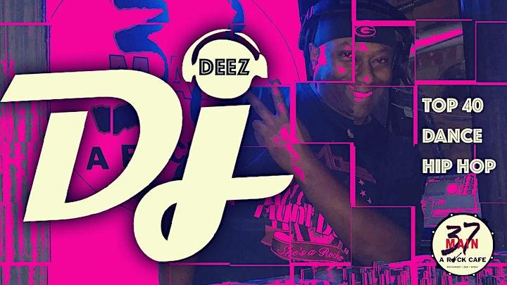 Girls Night Out w/ DJ Deez image