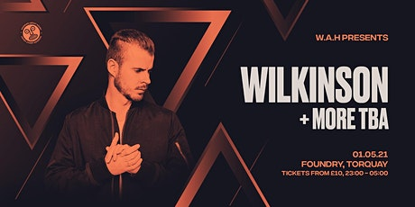 Wilkinson at The Foundry Torquay tickets