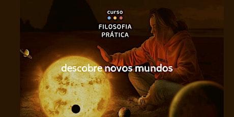 Curso de Filosofia Prática bilhetes