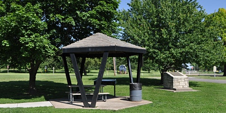 Park Shelter at Ray Miller Park - Dates in April through June 2021 tickets