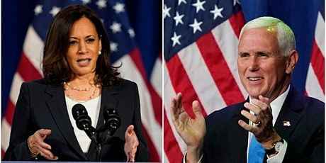 2020 - Vice President Debate Watch Party tickets