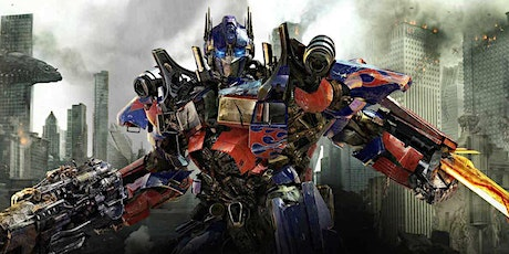 Drive in bioscoop - Transformers tickets