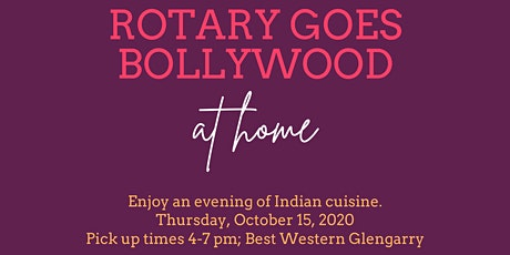 Bollywood at Home tickets