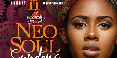 NEO SOUL SUNDAYS feat MELODIE NICOLE & VIBE THE BAND tickets