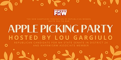 NHFRW Apple Picking Party tickets
