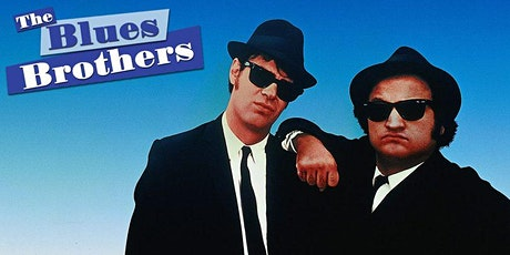 Drive in bioscoop - The Blues Brothers tickets