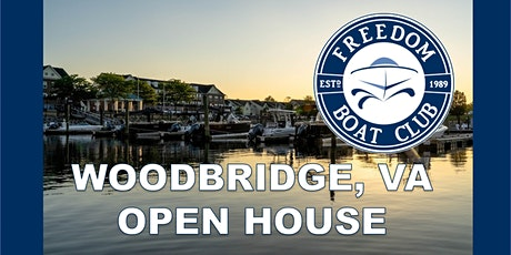 Freedom Boat Club - Woodbridge, VA - Open House! tickets
