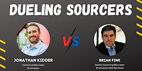 Dueling Sourcers: Jonathan Kidder vs. Brian Fink tickets