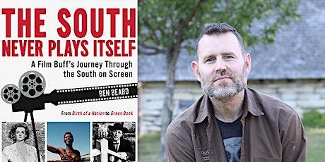 Book Talk Online with Ben Beard tickets