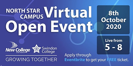 North Star campus - Virtual Open Event tickets