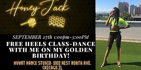 Birthday Dance Class -HoneyJack tickets
