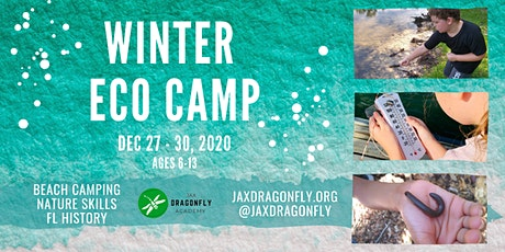 Winter Eco Camp with Jax Dragonfly Academy tickets